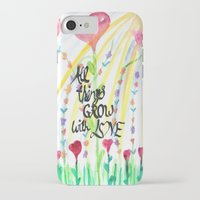 love quotes iPhone & iPod Cases featuring Love Quotes by Just Creative Julia