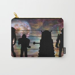 Doctor Who: The Whovian Suspects Carry-All Pouch