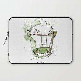 Coffee Face 01 Laptop Sleeve