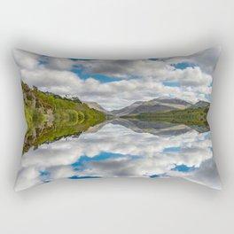 Lake Padarn Snowdonia Rectangular Pillow