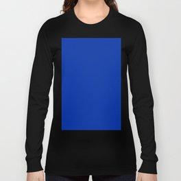 International Klein Blue Long Sleeve T-shirt