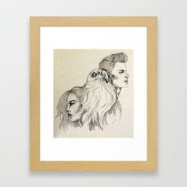 To be a Johnian Framed Art Print