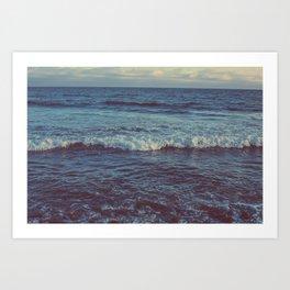Take Me Away Ocean Art Print