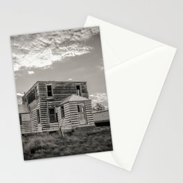 The Plaid Man House 1 Stationery Cards