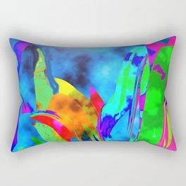 Mystery Garden Rectangular Pillow