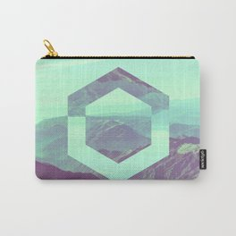 Reflection of Self V2 #society6 #decor #buyart #tech #style #lifestyle #fashion #art Carry-All Pouch