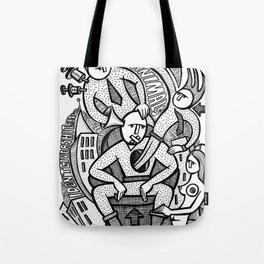 Reservoir Gods - PopCore 14 Tote Bag