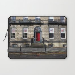 Building New Town Edinburgh Laptop Sleeve
