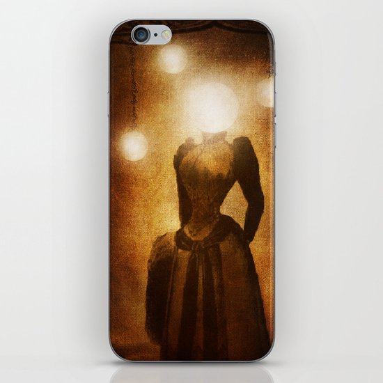 Lady of the Light iPhone & iPod Skin