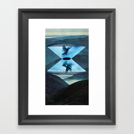 Thin King Framed Art Print