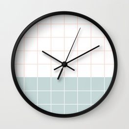 #ffd3d0 Wall Clock