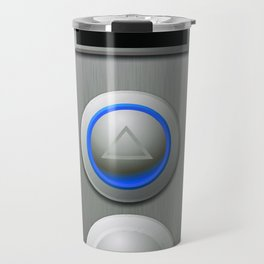 Elevator Going Up Travel Mug