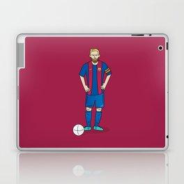 Lionel Messi - Red Laptop & iPad Skin