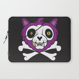 EL GATO PIRATA! Laptop Sleeve