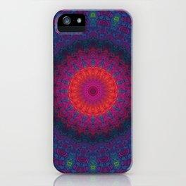 Lacy Mandala iPhone Case