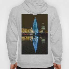 Trafalgar Square Christmas Tree Hoody