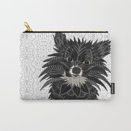 Pomeranian Puppy 2016 Carry-All Pouch