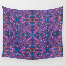 A Night To Remember Kaleidoscope Wall Tapestry