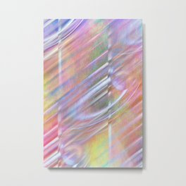abstract pastel no. 10 Metal Print