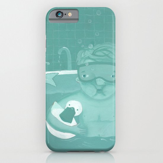 Snorkeling iPhone & iPod Case