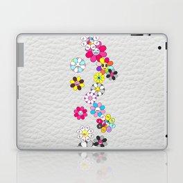 White and social flowers by ilya konyukhov (c) Laptop & iPad Skin