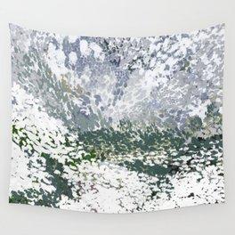 Seasonal subtleties; Winter Wall Tapestry