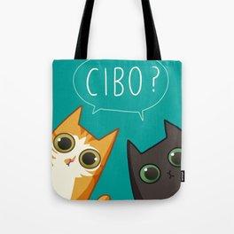 CIBO? Tote Bag
