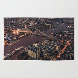 London #society6 #decor #buyart Rug
