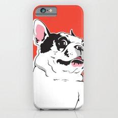 Boston Terrier Side-Eye Slim Case iPhone 6s