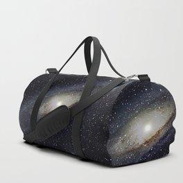 Andromeda Galaxy Duffle Bag