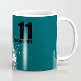 SPORTS ART - WENTZ Coffee Mug