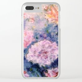 Dreams of Love Clear iPhone Case