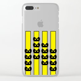 Rowing Boats - Race 2 Clear iPhone Case