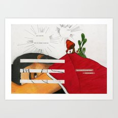2 a. m. Art Print
