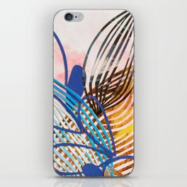 Spatial Divertissement iPhone Skin