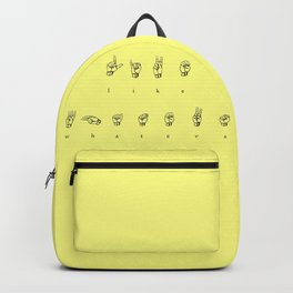 Whatever! Backpack