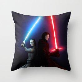 Lights Up Throw Pillow