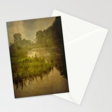 Wetland two Stationery Cards