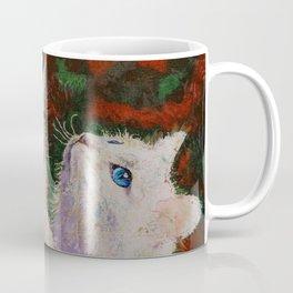 White Cats Coffee Mug