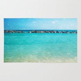 Blue Curacao Rug