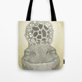 Turtle Goddess Tote Bag