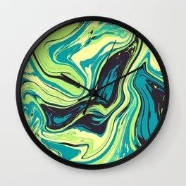 Acrylic Flow #1607 - VaNaty Wall Clock