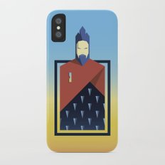 Day and Night iPhone X Slim Case