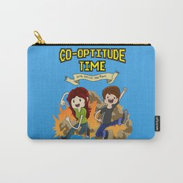 Co-Optitude Time Carry-All Pouch