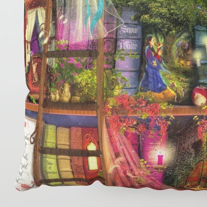 Whimsy Trove - Treasure Hunt Floor Pillow
