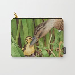 Little Lost Duckling Carry-All Pouch
