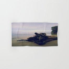 ocean log Hand & Bath Towel