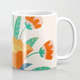 Summer Flowers I Coffee Mug