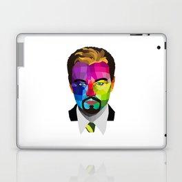 Leonardo DiCaprio - popart portrait Laptop & iPad Skin