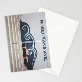 Rosecrans Avenue Stationery Cards